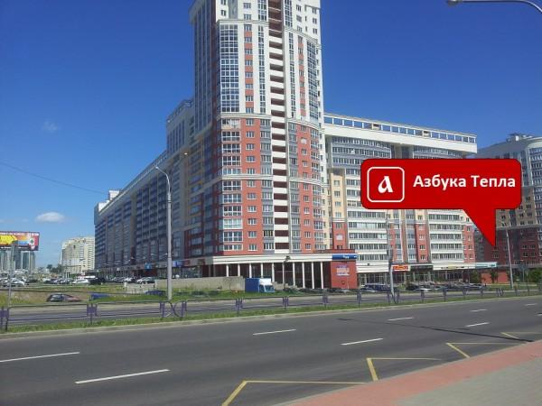 """Офис """"Азбука Тепла"""" в г.Минск"""