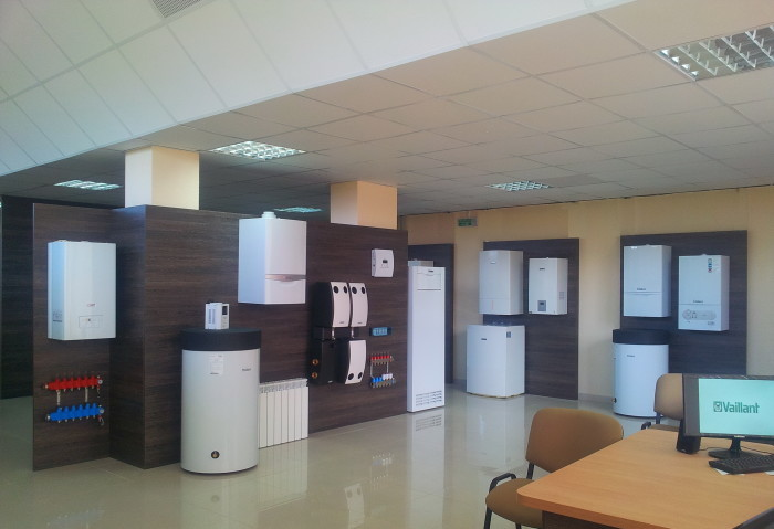 Офис ООО Азбука Тепла г. Минск.